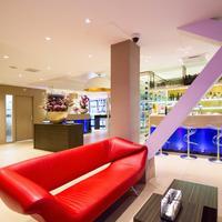 Albus Hotel Amsterdam City Centre Lounge