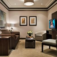 The Pearl New York Living Area
