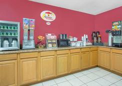 Super 8 Roanoke VA - โรอาโน๊ค - ร้านอาหาร