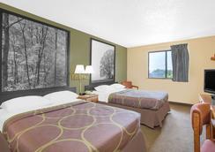 Super 8 Roanoke VA - โรอาโน๊ค - ห้องนอน