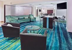 SpringHill Suites by Marriott Austin North-Parmer Lane - ออสติน - ล็อบบี้