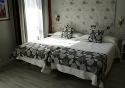 Hotel Los Naranjos - กาเซเรส - ห้องนอน