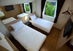 Red Planet Asoke, Bangkok - กรุงเทพฯ - ห้องนอน