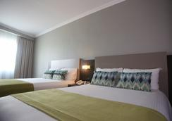 Aranjuez Hotel & Suites - เดวิด - ห้องนอน