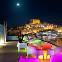 Hotel Boutique Rh Portocristo Terraza Chill-out