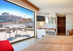 Hotel Boutique Rh Portocristo - เพนิสโคลา - ห้องนอน