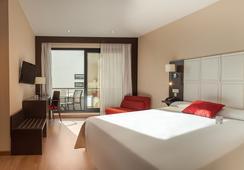 Hotel RH Don Carlos & SPA - เพนิสโคลา - ห้องนอน