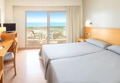 Hotel Rh Gijón - แกนเดีย - ห้องนอน