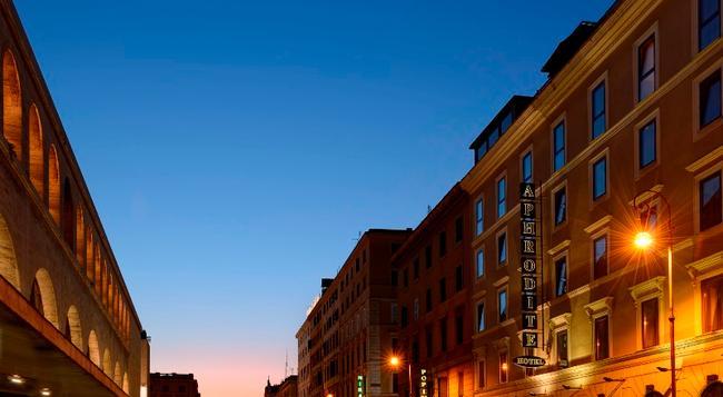 Hotel Aphrodite - Rome - Building