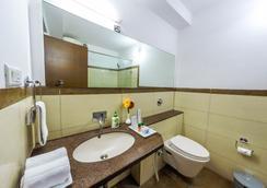 Hill View Guest Houses-Hi Tech City - ไฮเดอราบรัด - ห้องน้ำ