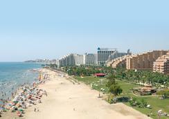 Gran Duque 4 Hotel - โอโรเพซา เดล มาร์ - ชายหาด