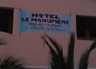Hotel, Bar, Restaurant Le Monument