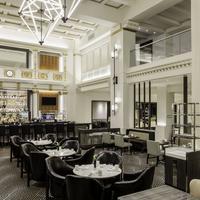 Boston Park Plaza Hotel Lounge
