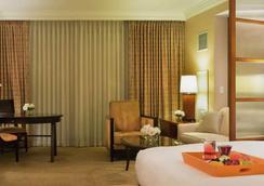 Aaa 1 Bedroom Suite At The Signature Condo Hotel - ลาสเวกัส - ห้องนอน