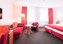 Hotel Adelante Berlin-Mitte - เบอร์ลิน - ห้องนอน