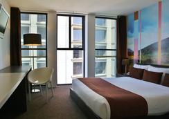 Hotel del Ángel - เม็กซิโกซิตี้ - ห้องนอน