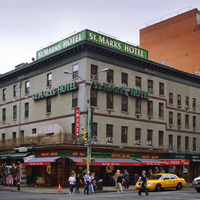 St Marks Hotel Hotel Front