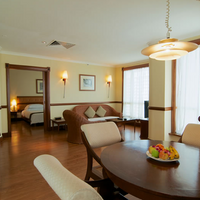 The Northam All Suite Penang Living Area