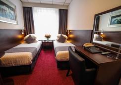 Hotel City Garden Amsterdam - อัมสเตอร์ดัม - ห้องนอน