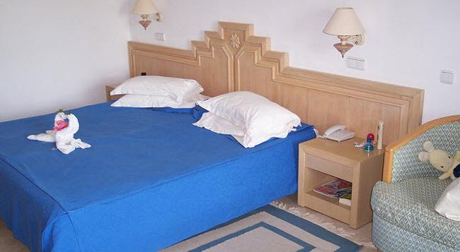 Royal Garden Palace - Midoun - Bedroom