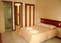 Hotel Porto Da Barra - ซัลวาดอร์ - ห้องนอน