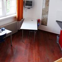 Hotel Die Schule In-Room Kitchenette