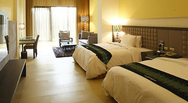 Dryad Motel - Tainan - Bedroom