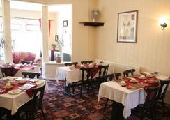 Abbotsford Hotel - แบล็คพูล - ร้านอาหาร