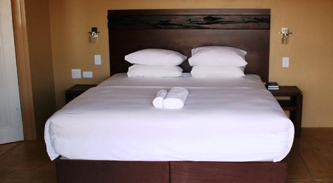 Fumanekile Lodge - Nelspruit - Bedroom