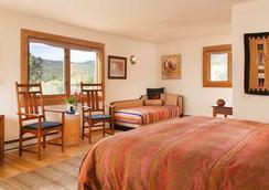 Bobcat Inn Bed and Breakfast - ซานตาเฟ - ห้องนอน