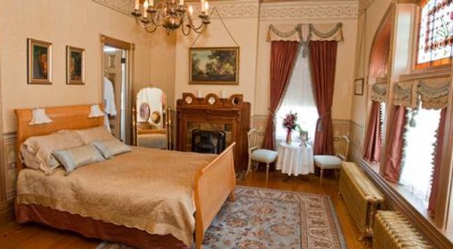 EJ Roberts Mansion - Spokane - Bedroom