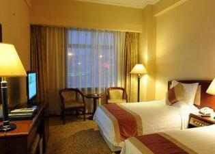 Xi'an Jiaotong University Academic Exchange Centre - Nanyang Hotel