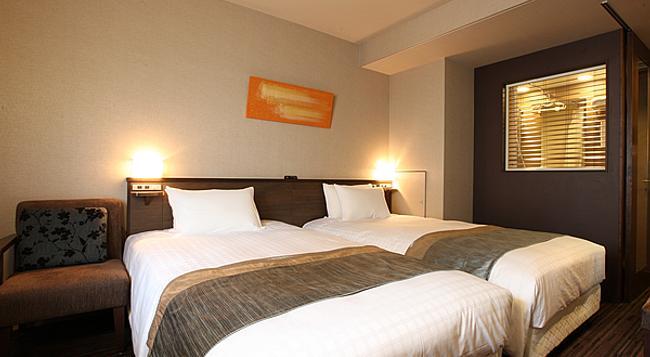 Ochanomizu Hotel Juraku - Tokyo - Bedroom