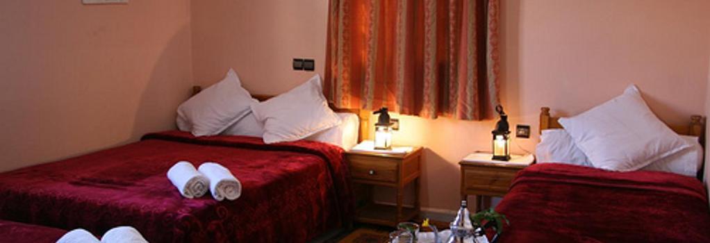Hotel La Vallée - Ouarzazate - Bedroom