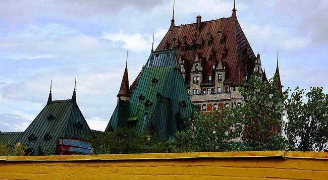 La Marquise de Bassano - Québec City - Building
