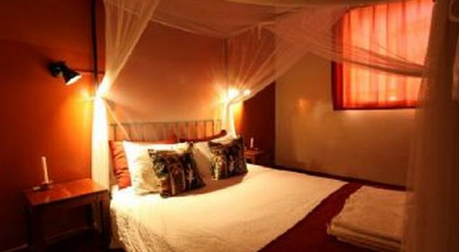 Kiboko Town Hotel - Lilongwe - Bedroom