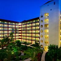 Pgs Kiris Resort Hotel Front - Evening/Night