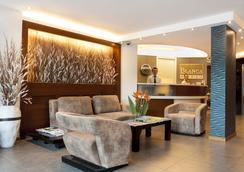 Blanca Hotel - อิซเมียร์ - ล็อบบี้
