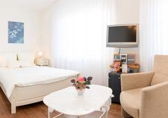 Hotel zum Kuhhirten - เบรเมน - ห้องนอน