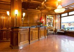 King's Hotel Center - มิวนิค - ล็อบบี้