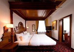 King's Hotel Center - มิวนิค - ห้องนอน