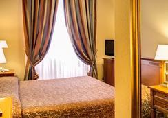 Hotel Oceania - โรม - ห้องนอน