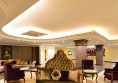 Azka Hotel - โบดรัม - ล็อบบี้