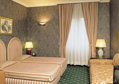 Grand Hotel Olympic - โรม - ห้องนอน