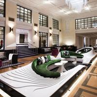 Stewart Hotel Lobby