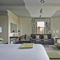 Stewart Hotel Guestroom