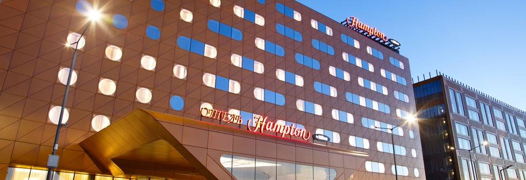 Hampton by Hilton Saint-Petersburg ExpoForum - Saint Petersburg - Building