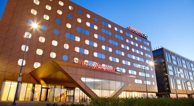 Hampton by Hilton Saint Petersburg ExpoForum - Saint Petersburg - Building