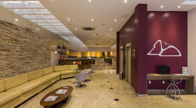 Pompeu Rio Hotel - Rio de Janeiro - Bar