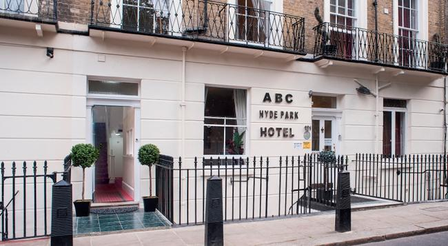 ABC Hyde Park Hotel - London - Building